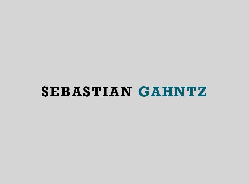 Sebastian Gahntz